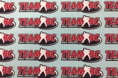 TEAM BC DECAL