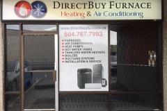 Storefront Business Signage
